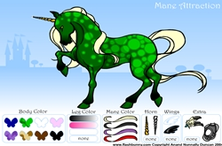 Mane Attraction Pony Dressup