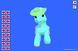 My Cute Pony 3D