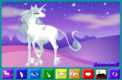 Pony dress-up game 4